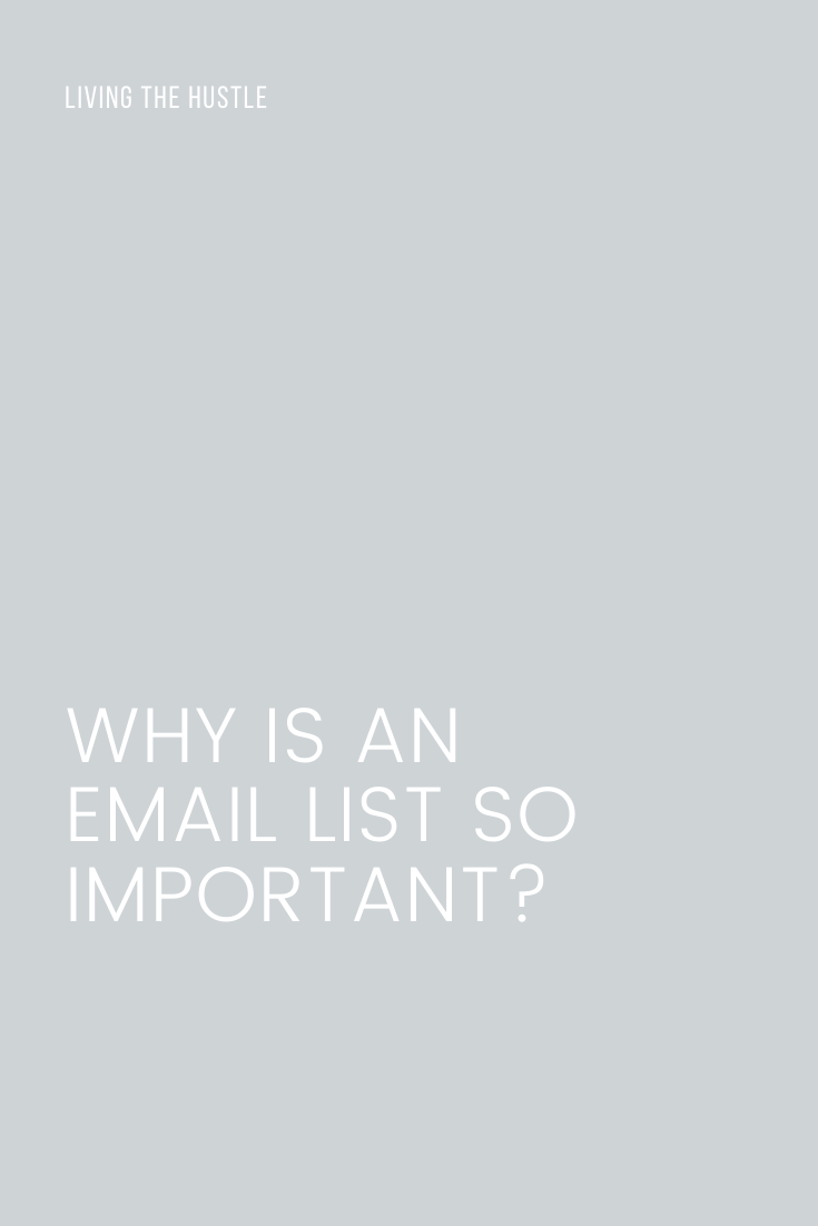 Why Is An Email List So Important?